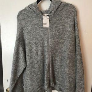 H&M Oversized hoodie Sweater